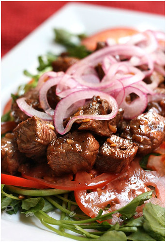 """61 Responses to """"Bo Luc Lac – Vietnamese Shaking Beef"""""""