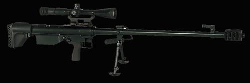 Liste des répliques de Snipers