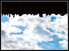 upside down silhouette (tiffa130) Tags: blue favorite cloud canada black color guy silhouette vancouver clouds dark hands nikon friend gate bc ride emotion upsidedown britishcolumbia crowd creative july bluesky down fair negativespace rocker hanging midair myfavorite hellsgate colorblue 2009 upside playland pne devilhorns hells handgesture nikoncamera favoritephotos beautifulbritishcolumbia flickrblue photobytiffany nikondslr colorblack 10millionphotos nikond40x d40x july2009 photosbytiffa photobytiffa