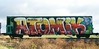 Atomik (quiet-silence) Tags: railroad art train graffiti railcar smear graff msg freight reefer wfe wholecar atomik buk50 fr8 tsc28 bnfe abstrk bnfe19295