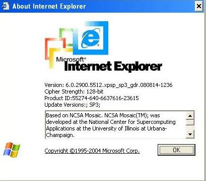 Internet Explorer 6 - Must DIE