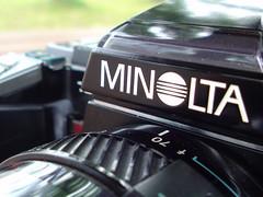 MINOLTA alpha 7000.(1985)