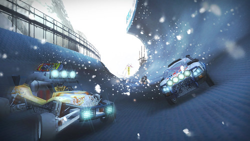 MotorStorm: Arctic Edge screenshot2