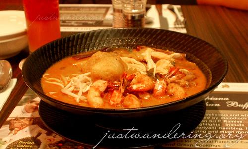 Curry Laksa Mee