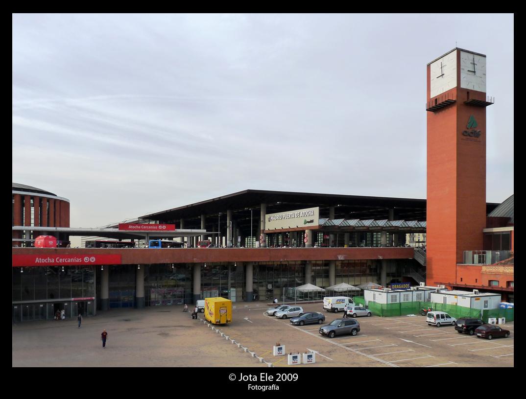 Estación RENFE Atocha II