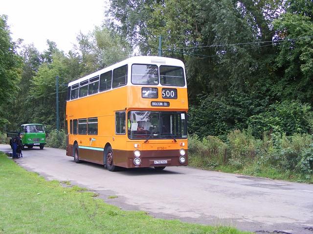 GM Buses 8758 A758NNA