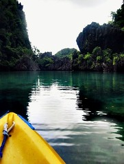 the small lagoon (® lalu) Tags: philippines elnido palawan minilocisland smalllagoon garbongbisaya