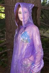 PWSAugust2008040 (Paul Sharratt) Tags: bikini plasticraincoat