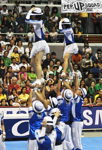 Ateneo Blue Babble Battalion - Moonwalk