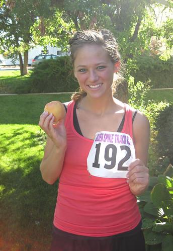 peach days 10k