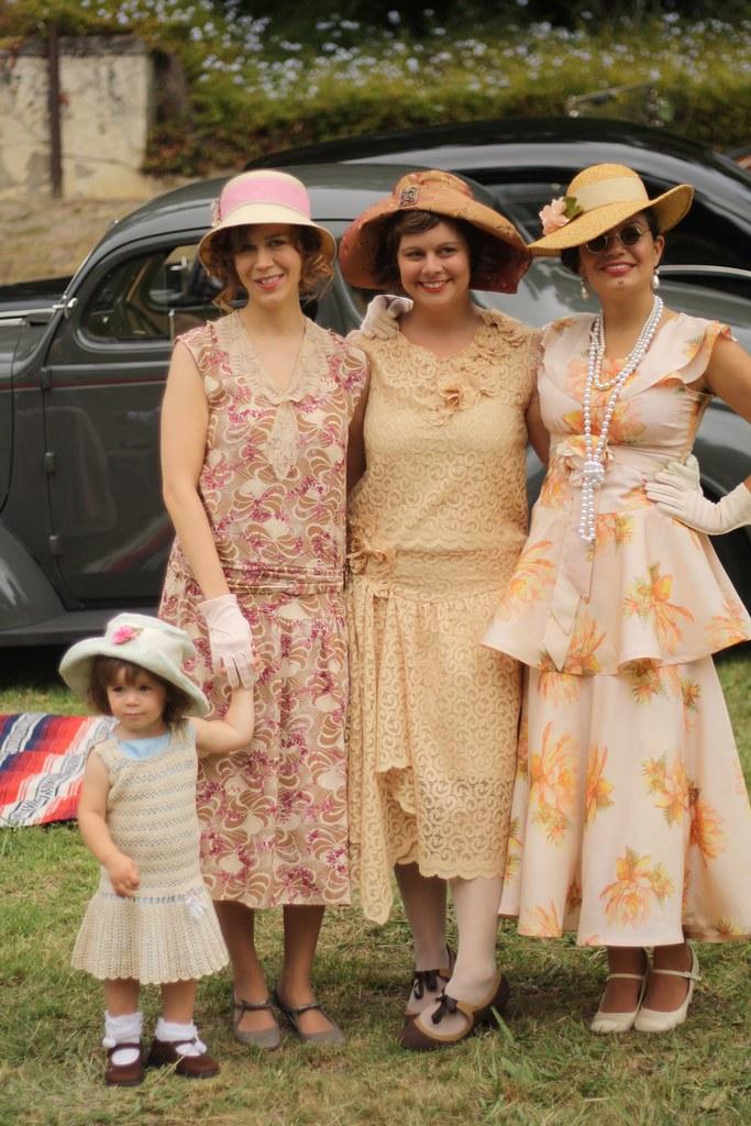 Miss Teegerstrom, Mrs. Trott & Miss Magaña