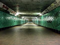 20090820 Berlin Köpenick Müggelsee Spreetunnel Wege (j.ardin) Tags: berlin germany deutschland tunnel spree köpenick unterführung spreetunnel