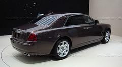 Rolls-Royce Ghost @ 2009 IAA