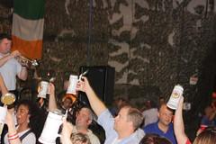 Ein Prosit der Gemütlichkeit (jayinvienna) Tags: beer dulles military oktoberfest german bier camoflage stein hanger krug dullesairport bundeswehr einprosit einprositdergemütlichkeit germanbeernight germanarmedforcescommand bundeswehrcommando bigbandderbundeswehr