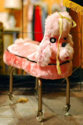 poodle stool