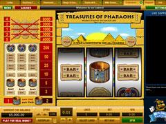 Treasures of Pharaohs
