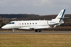 N200GA - Gulfstream - Gulfstream G200 - Luton - 090220 - Steven Gray - IMG_9650