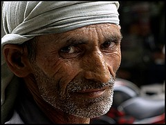 Deep eyes (maios) Tags: life travel portrait india man face happy photo eyes flickr foto photographer character indian deep fotografia manikis maios iosif heliography