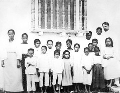 Early Chamorro Protestants, 1902
