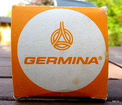 Germina Logo (herr.g) Tags: ball table factory balls tennis ddr ping pong gdr zschopau tischtennis betrieb germina tischtennisball vebsportgertewerkkarlmarxstadt vebkombinatsportgerteschmalkalden