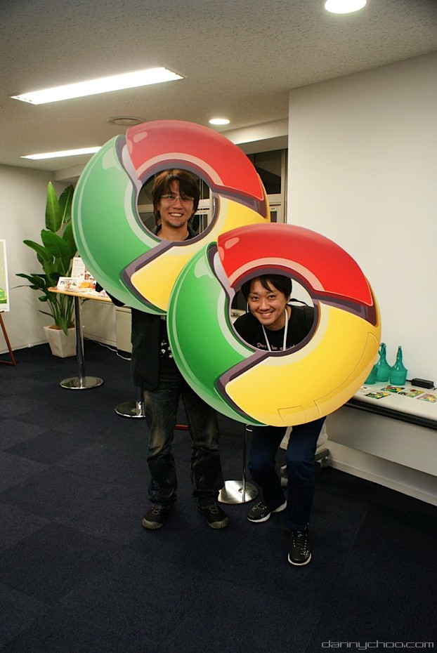 Google Chrome Japan