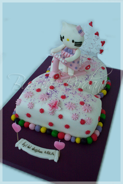 Hello Kitty Cake1