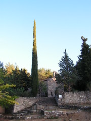 Les Barrulles a Capafonts (esta_ahi) Tags: españa architecture spain arquitectura hermitage tarragona baixcamp ermita capafonts испания lesbarrulles ipa9439 wlmipa9439