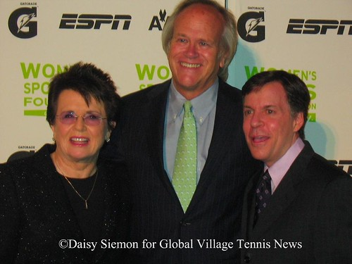 ©Daisy Siemon for Global Village Tennis News by you.