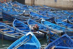 Essaouira, Harbor bateaux II (Mocchika) Tags: morocco marrocos