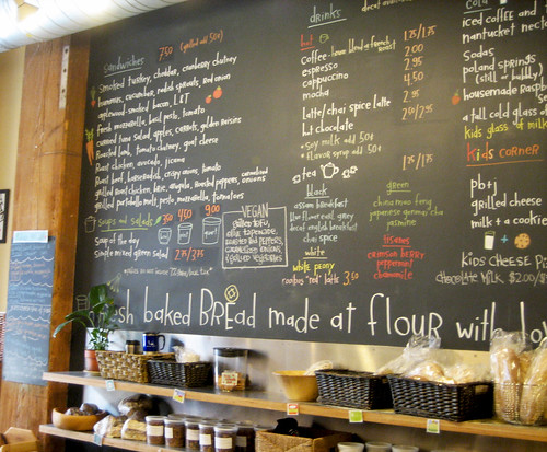 Flour Bakery + Cafe, Boston