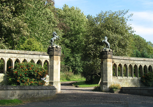 Entrance to Ford Castle
