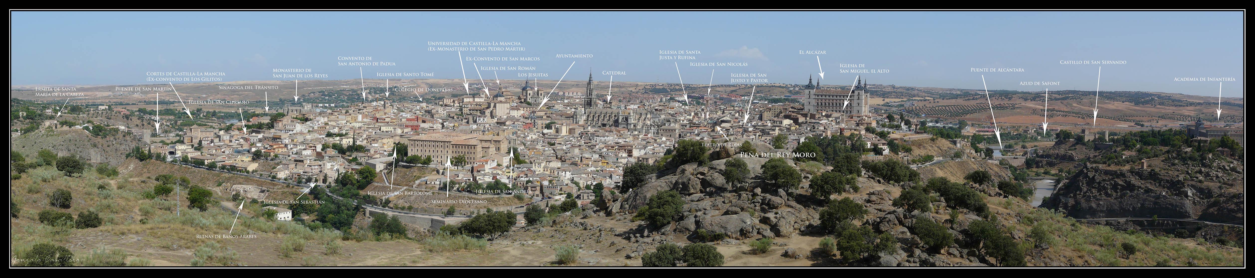 Toledo explicado...