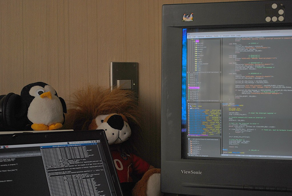 The World's Best Photos of computer and emacs - Flickr Hive Mind