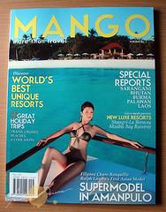 Mango Magazine First Issue