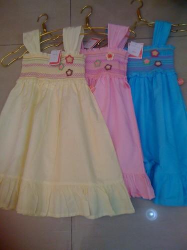 Quần áo trẻ em Thái Lan