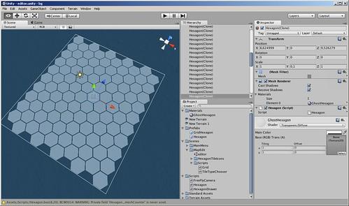 Editor - new grid