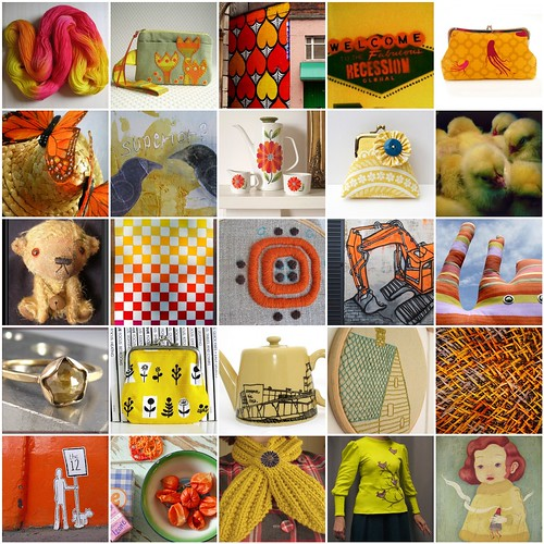 yellow, orange amd neutral faves