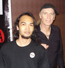 Bassist Terbaik Dunia - Billy Sheehan