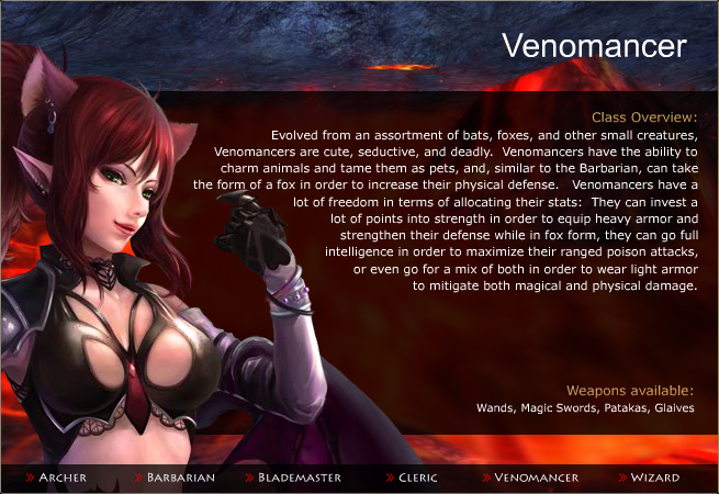 class - Venomancer