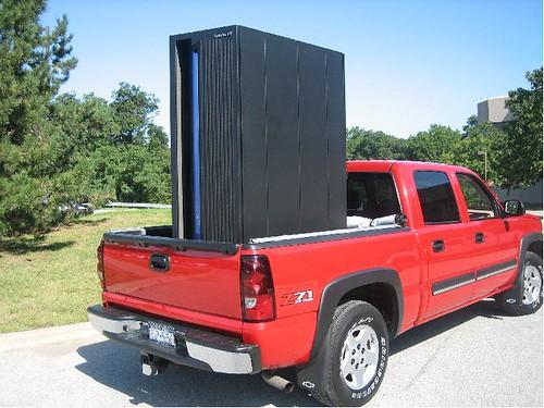 mainframe pickup