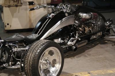 Brimstone Quadracycle