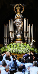 Palermo Celebrates The Feast of the Immaculate Conception