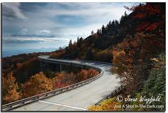 Linn Cove Viaduct (Justashotinthedark.com) Tags: fall foliage blueridgeparkway ef2470mmf28lusm smokymountains linncoveviaduct canoneos5dmarkii ©jonaswingfield