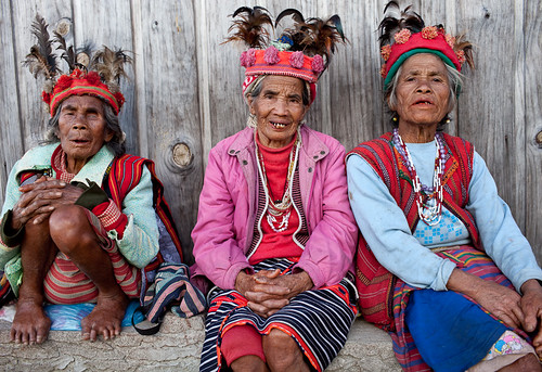 Elders of Banaue, Philippines (by javajive)