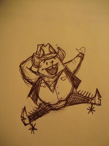 Yee-Haw sketch