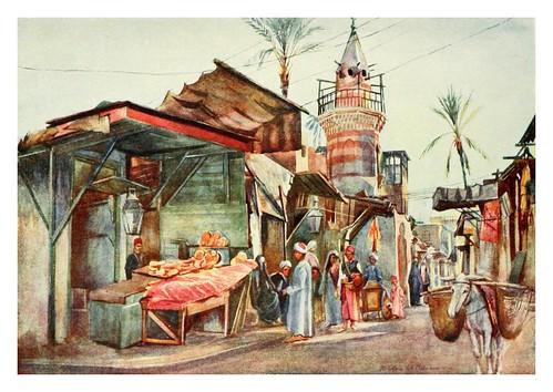 002-Midan El Adaoui en el Cairo-Cairo, Jerusalem, and Damascus..1907- Margoliouth D. S.