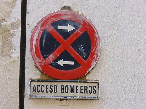 ACCESO BOMBEROS