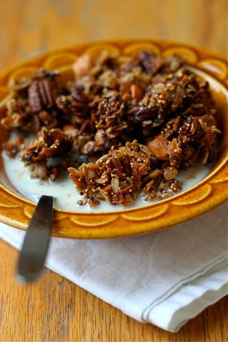 Whole Grain Granola 3