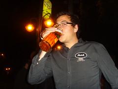 Me, beer, UDS