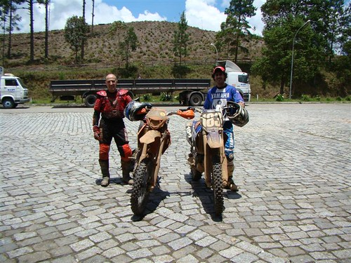 Campos do Jordão - enduro - back at start